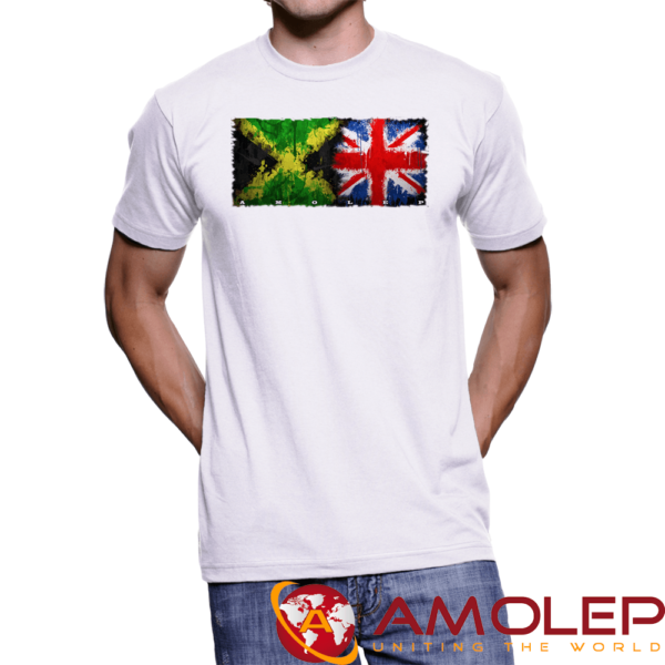 Multinational Splash T-shirts